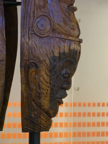 Shoulders of vision and hope Sculpture: Wood Style: Semi abstract Theme: Cultural african sculpture art by Kenyan artist based in Nairobi.