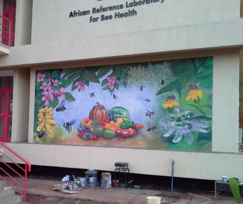 20141030_180814 african mural art