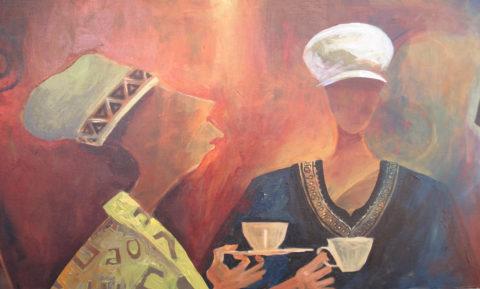 DSC00147 african mural art