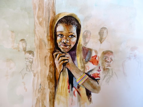 DSC04946 african water color painting