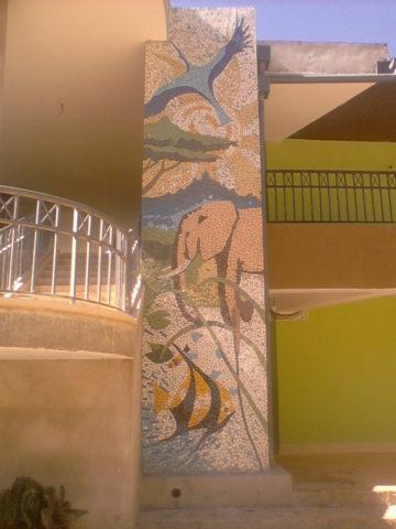 Fabulous African Mosaic Art By Kamunya Mosaic Art And Interior Home Interior And Landscaping Mentranervesignezvosmurscom